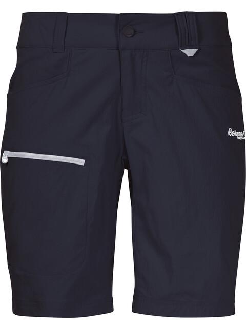 Bergans W's Utne Shorts Dark Navy/Aluminium